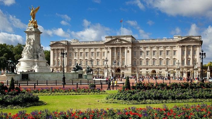 Hoàng gia Anh sở hữu cung điện 775 phòng