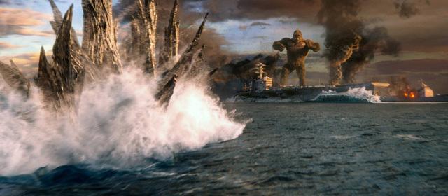 Sáu lý do không thể bỏ lỡ màn combat long trời lở đất khi Godzilla Đại Chiến Kong