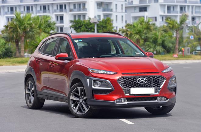 Đại lý triển khai ưu đãi, giảm giá cả chục triệu đồng cho Hyundai Kona