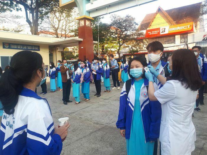 HS Gia Lai trở lại trường, huy động tất cả giáo viên dạy tăng tiết