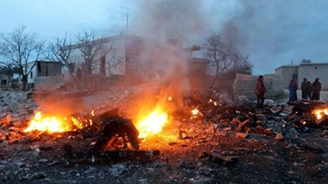 Nga lần đầu tiên công bố số quân nhân thiệt mạng khi tham chiến ở Syria