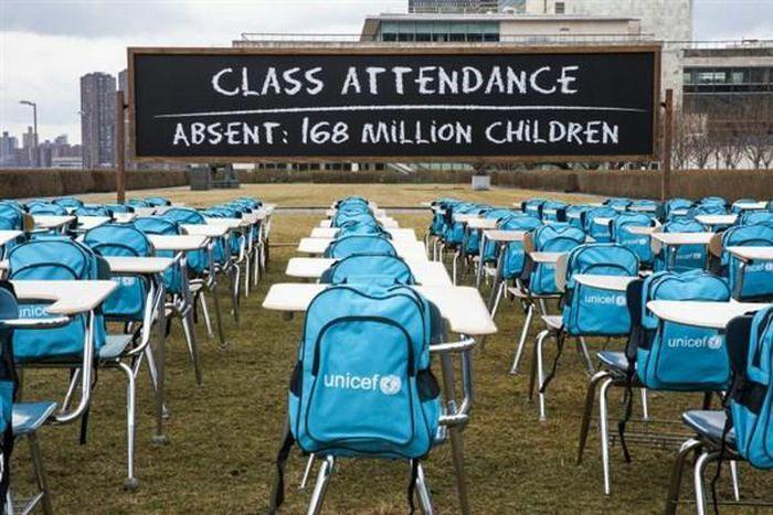 168 triệu trẻ em trên toàn cầu nghỉ học gần một năm