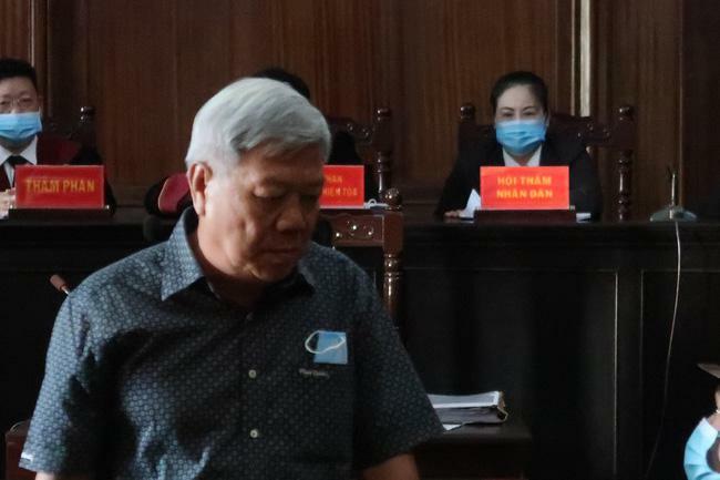 Xét xử ông Nguyễn Thành Tài: Các bị cáo đều xin hưởng khoan hồng với mức án nhẹ nhất