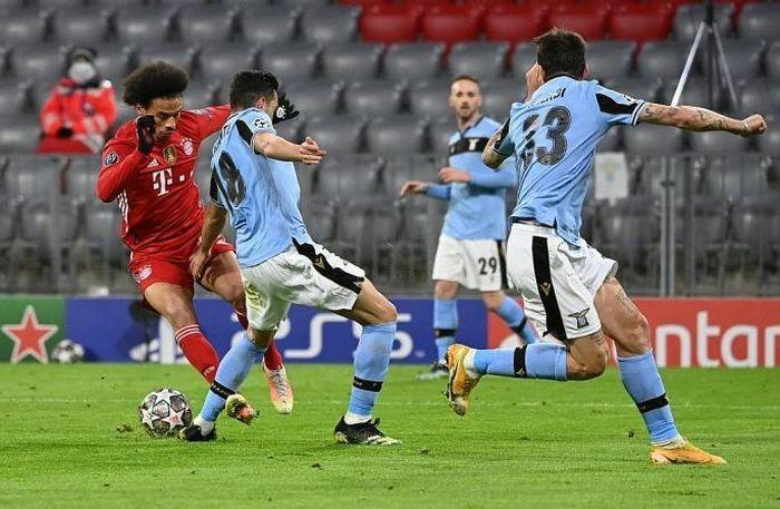 Nhẹ nhàng vượt qua Lazio, Bayern tự tin bảo vệ ngôi vương tại Champions League
