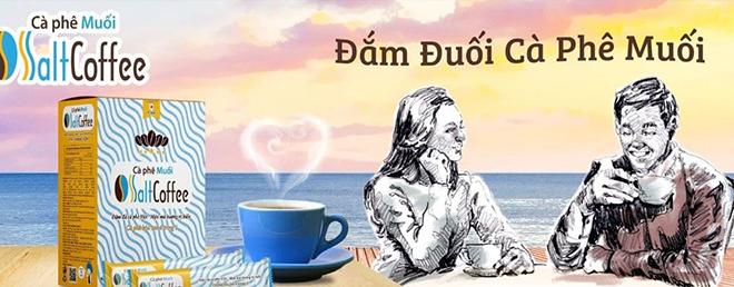 Cà phê muối SaltCoffee – Đậm đà cà phê Việt, mặn mà hương vị biển