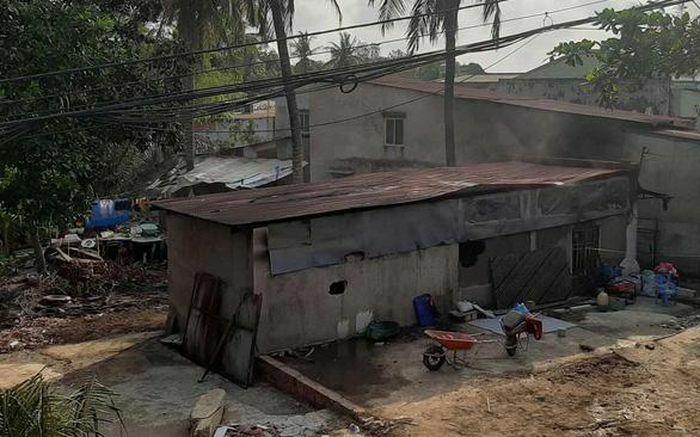 TP.HCM: Cháy nhà cấp 4 trong đêm, 6 người trong gia đình tử vong