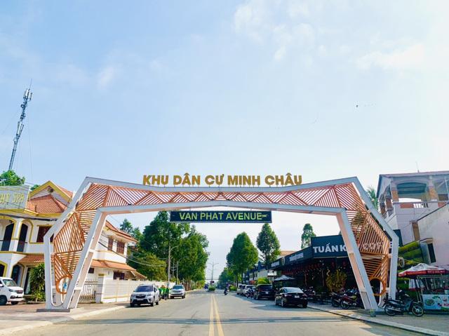 Dự án KDC Minh Châu (Vạn Phát Avenue) Sóc Trăng thu hút nhà đầu tư