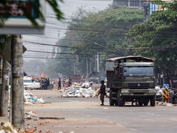 Mỹ cho 1.600 công dân Myanmar đang ở Mỹ tiếp tục ở lại