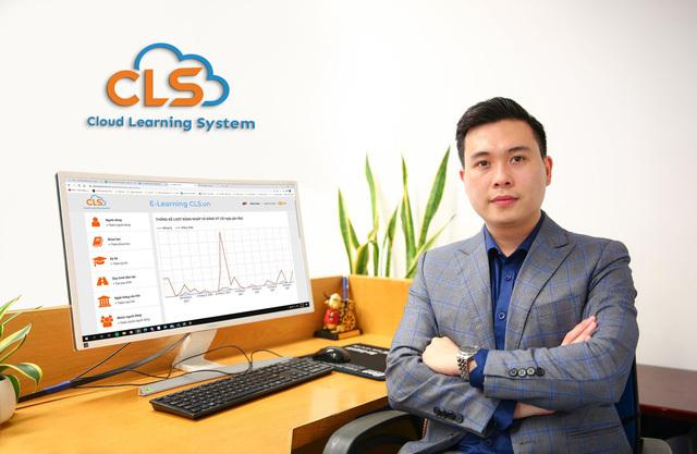 """CEO CLS:""""Đào tạo E-Learning chỉ dành cho doanh nghiệp lớn là quan điểm sai lầm"""""""