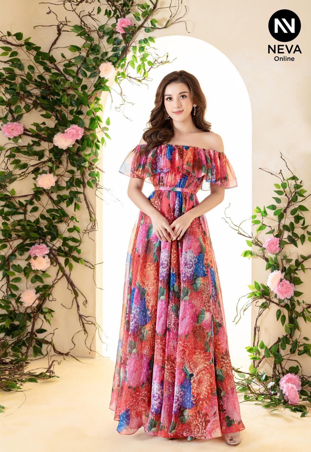 NEVA Online và BST thời trang khơi nguồn cảm hứng từ mẹ thiên nhiên