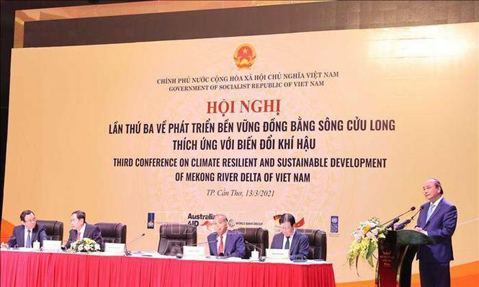 Hóa giải thách thức, tiếp tục phát triển bền vững Đồng bằng sông Cửu Long