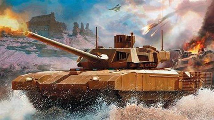 """6 nước muốn mua T-14 """"Armata"""" – MBT của tương lai"""