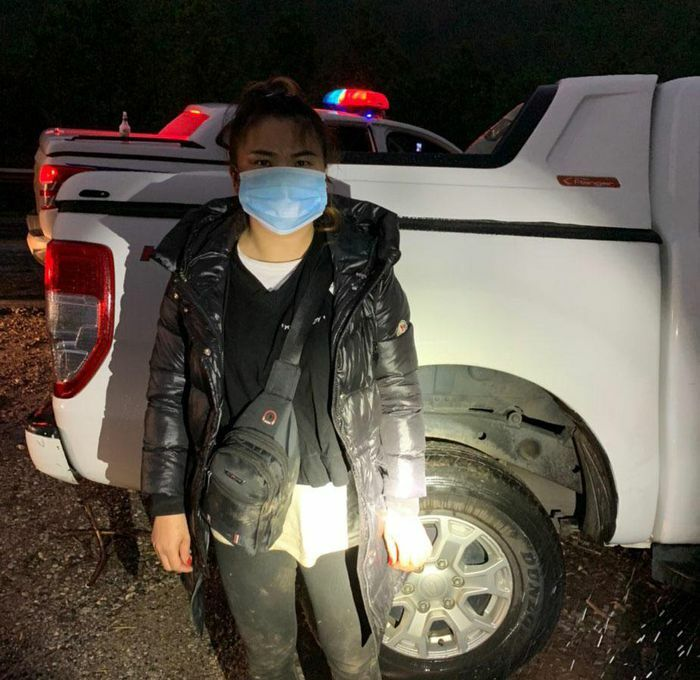 4 người Trung Quốc nhập cảnh trái phép