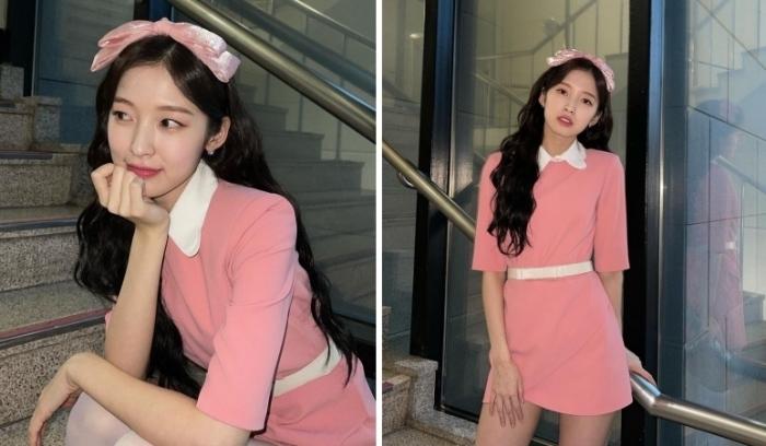 Sao Hàn mặc đẹp tuần qua: Jang Wonyoung, Arin hóa 'búp bê sống', Krystal khí chất lạnh lùng tựa nữ vương