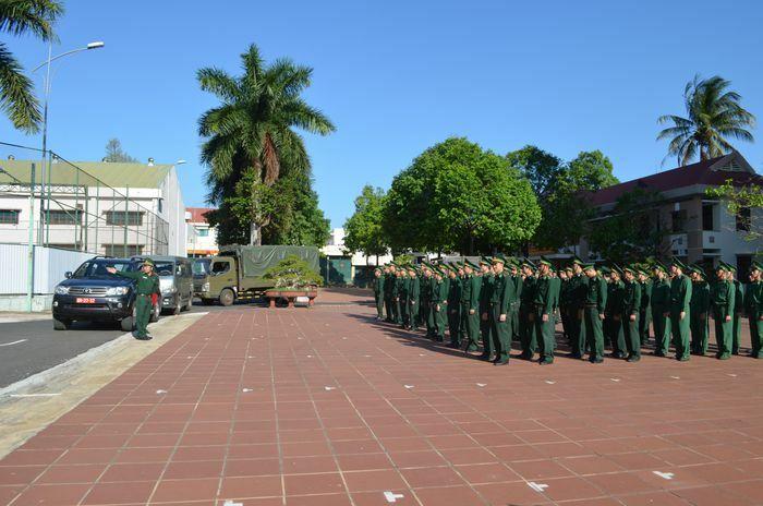 Bộ đội Biên phòng tỉnh Đắk Lắk luyện tập chuyển trạng thái sẵn sàng chiến đấu