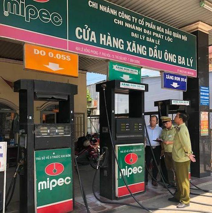Thủ đoạn buôn lậu, gian lận trong kinh doanh xăng dầu ngày càng tinh vi