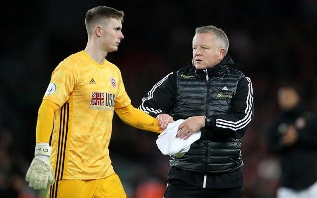 """Tỏa sáng ở Man Utd, Dean Henderson bất ngờ ca ngợi 1 """"ân nhân"""""""