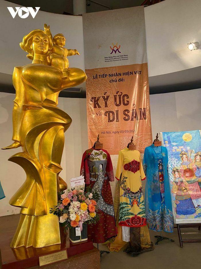 """Bảo tàng Phụ nữ Việt Nam tiếp nhận hình ảnh, hiện vật với chủ đề """"Ký ức và di sản"""""""
