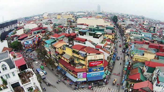 Quy hoạch nội đô lịch sử Hà Nội: Không gian xác lập chủ yếu các công trình thấp tầng