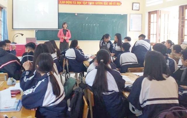 Trường lớp trở lại bình thường: Tăng tốc bù kiến thức