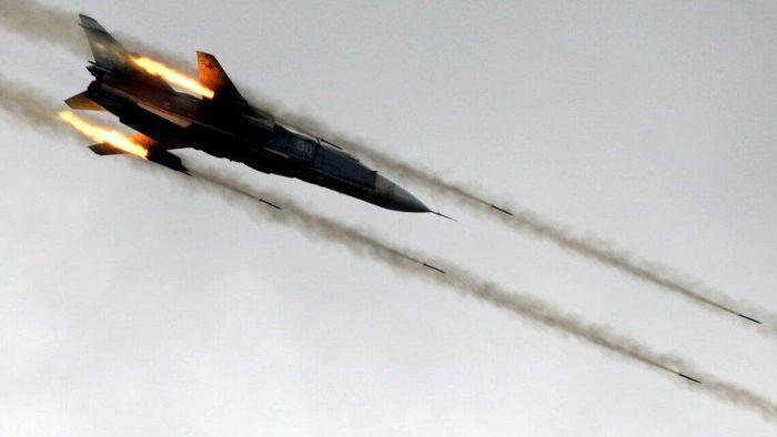 Cả gan đánh lén Syria, IS khốn đốn vì đòn khủng khiếp Nga nã tận sào huyệt