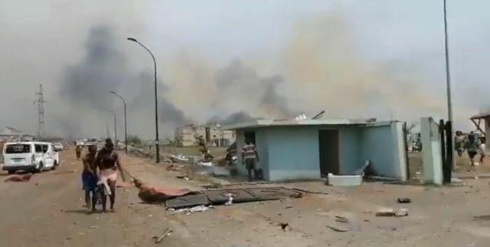 20 người chết, 600 người bị thương trong vụ nổ ở Guinea Xích Đạo