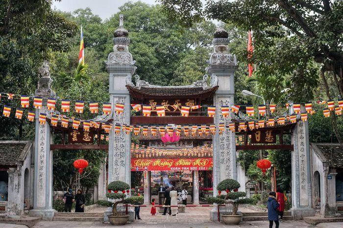 Chùa Láng – Đệ nhất tùng lâm phía Tây thành Thăng Long