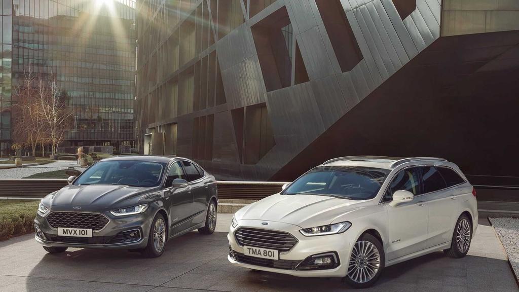 Ford Mondeo sẽ bị ngừng sản xuất vào tháng 3/2022