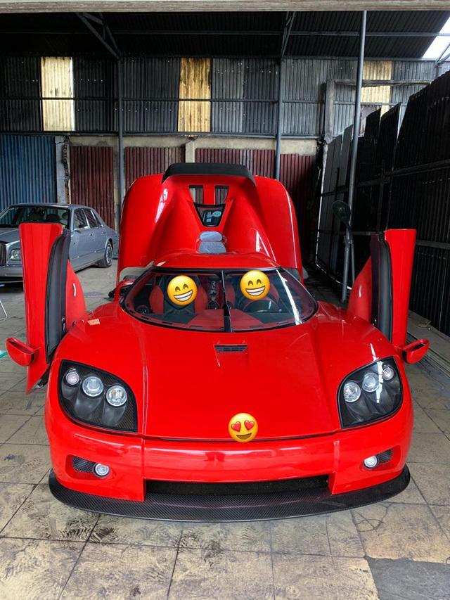 Lộ ảnh Koenigsegg CCX được cho là đã về Việt Nam, chung nguồn gốc với Pagani Huayra của Minh ''nhựa'' và McLaren Senna của Hoàng Kim Khánh - ảnh 1