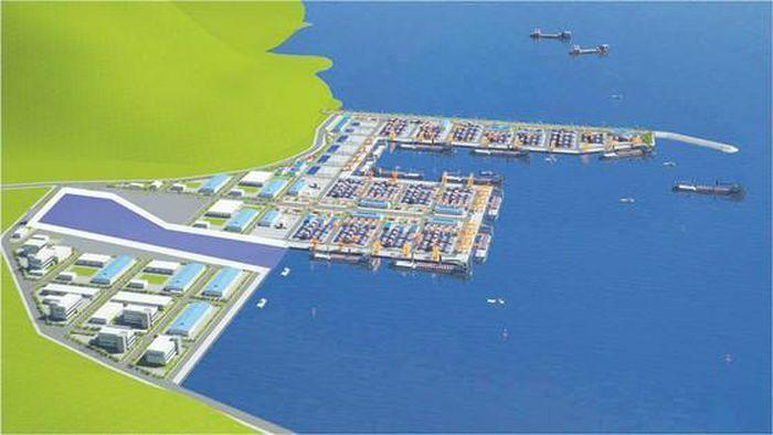 Phê duyệt chủ trương đầu tư xây dựng Bến cảng Liên Chiểu, phần cơ sở hạ tầng dùng chung