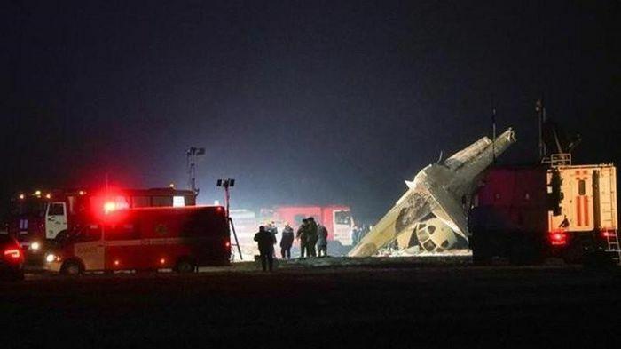 Kazakhstan: Máy bay gặp nạn, hai người sống sót, tổng thống lập ủy ban điều tra