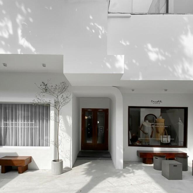 """Những quán cà phê phong cách tối giản, không gian """"sống ảo"""" vừa đẹp vừa sang"""