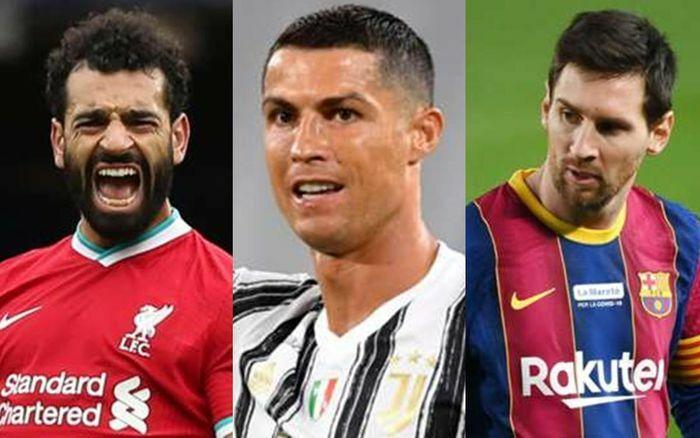 """Cuộc đua """"Chiếc giày Vàng"""" châu Âu: Ronaldo tăng tốc mạnh mẽ"""