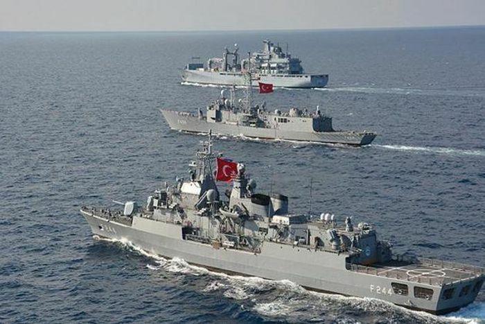 Hải quân Thổ Nhĩ Kỳ tuyên bố trợ giúp Ukraine nếu xung đột với Nga trên Biển Đen