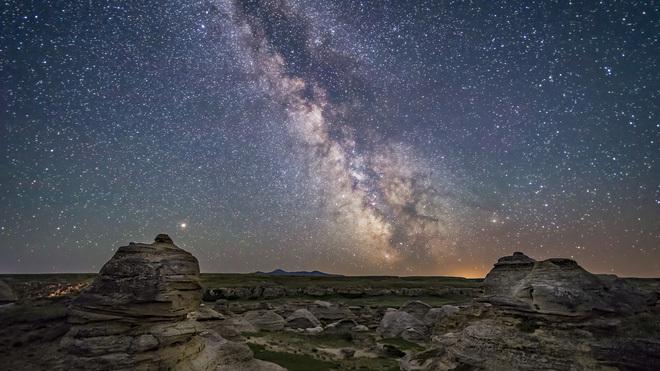 """Các nhà thiên văn tìm thấy """"nơi an toàn nhất"""" để sống trong Dải Ngân hà"""