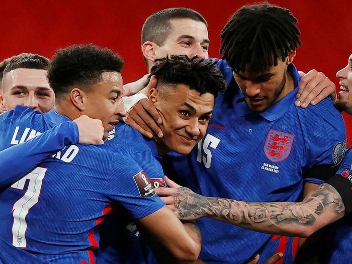 Vòng loại World Cup 2022: Đức, Anh thắng đậm, Tây Ban Nha gây thất vọng