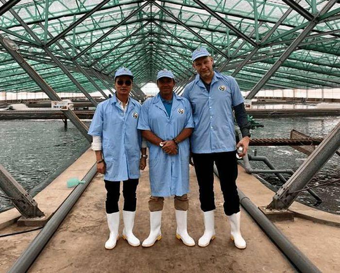 Tập đoàn BioMar từ Đan Mạch mua mảng thức ăn chăn nuôi của Việt Úc