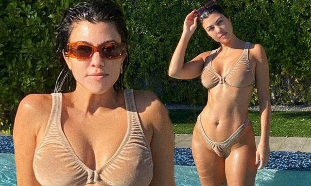 Tiết lộ về chuyện tình của Kourtney Kardashian và chồng cũ hoa hậu Mỹ