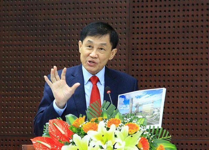 """Ông Johnathan Hạnh Nguyễn: Nếu """"đại bàng chúa"""" casino đầu tư vào, Việt Nam sẽ có thêm 2% GDP"""
