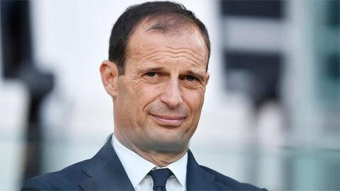 Massimiliano Allegri vẫn đợi Inter