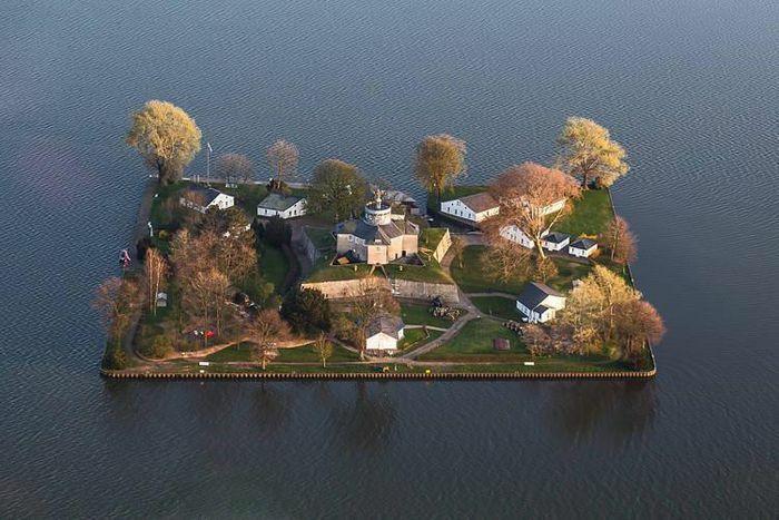 Cận cảnh nơi nghỉ dưỡng biệt lập tuyệt đẹp, nổi tiếng nhất ở Đức