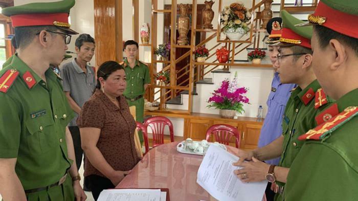 Khởi tố, bắt tạm giam 1 nữ giám đốc Hợp tác xã ở Quảng Bình