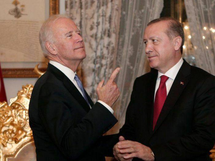 Tổng thống Thổ Nhĩ Kỳ chỉ trích bình luận của ông Biden về ông Putin
