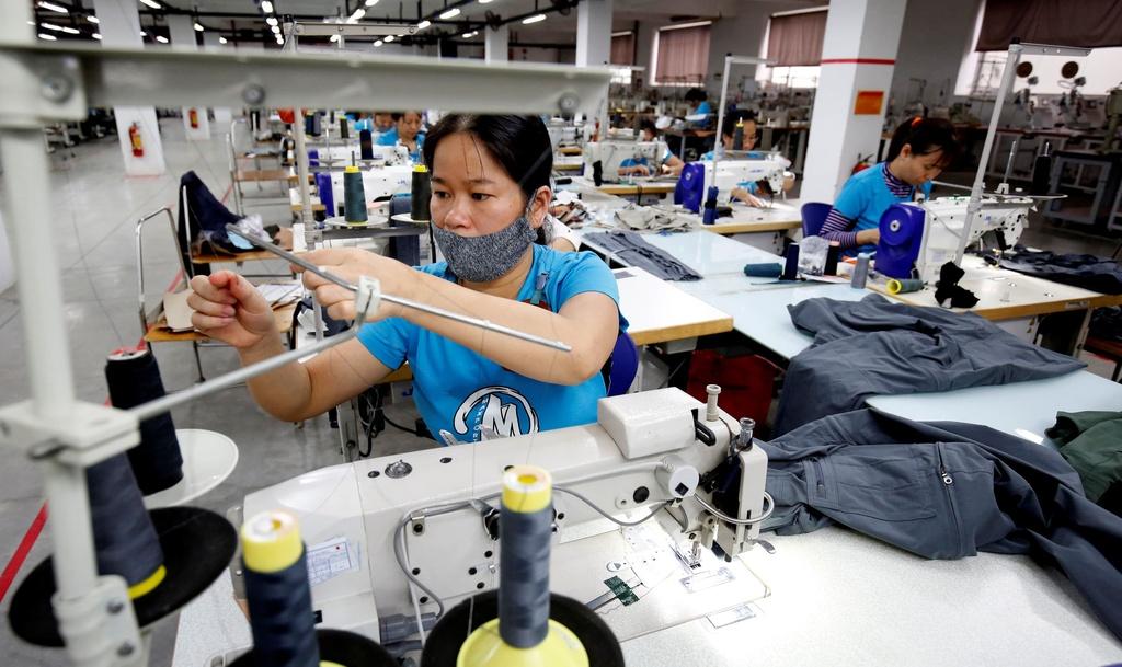 Dự báo đến nửa cuối năm 2022 ngành dệt may mới phục hồi