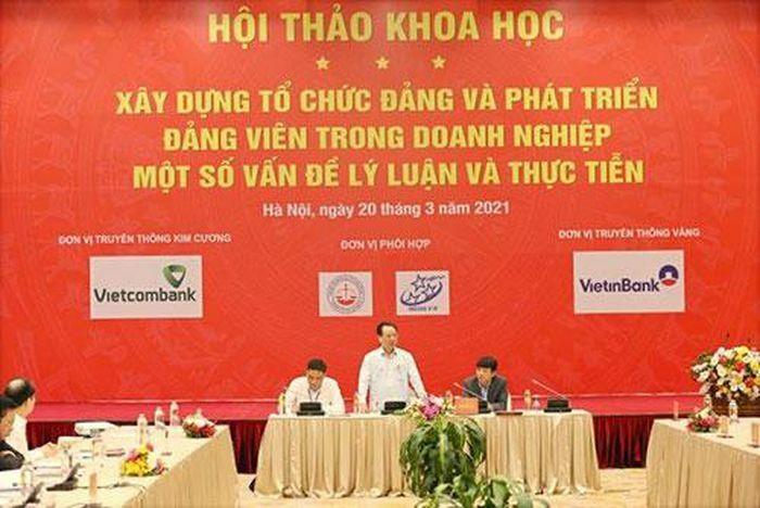 Khơi dậy khát vọng doanh nghiệp Việt Nam thời kỳ mới