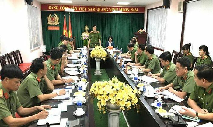 Thứ trưởng Nguyễn Duy Ngọc kiểm tra 2 dự án Quốc gia về dân cư tại Đồng Nai
