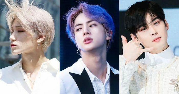 """Jin (BTS) dẫn đầu danh sách """"ông hoàng hình ảnh"""""""