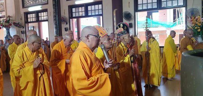 Bình Thuận: Chùa Phật Ân tổ chức lễ húy kỵ Hòa thượng Thích Chơn Thành