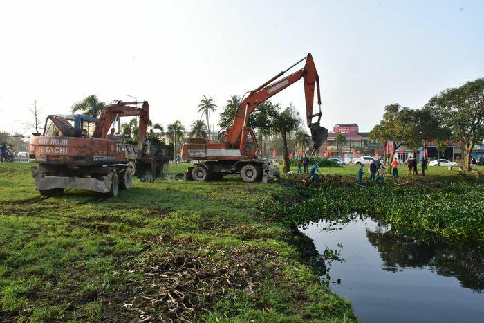 Duy trì thực hiện Ngày Chủ nhật xanh để Thừa Thiên Huế thêm Xanh – Sạch – Sáng