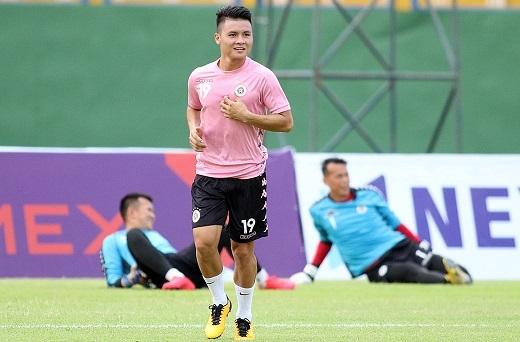 Hà Nội đón tin vui: Quang Hải tái xuất ở vòng 6